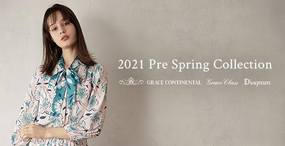 2021 Pre Spring Collection