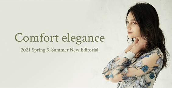 Comfort elegance